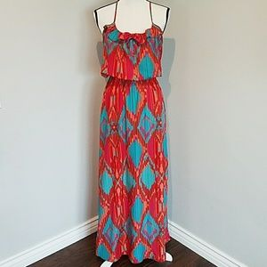Romeo and Juliet Couture | Tribal Print | Maxi